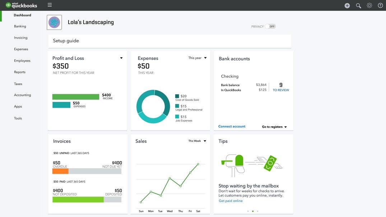 Navigating QuickBooks Online - QBalance com